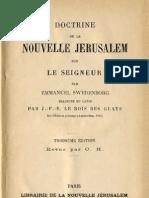 Em-Swedenborg-DOCTRINE-DE-LA-NOUVELLE-JERUSALEM-SUR-LE-SEIGNEUR-Le Boys Des Guays-1883