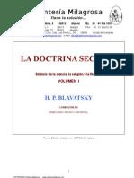 La Doctrina Secreta