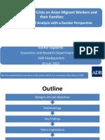 Presentation of Key Findings