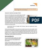 Organic  Farming Success Story