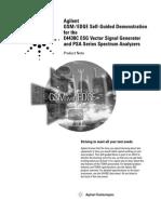 GSM EDGE EDGE Self Guide Demonstration
