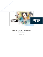 Manual ArcSoft PhotoStudio