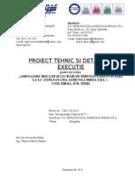 Documentatie Proiect Tehnic
