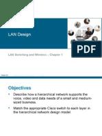 Ch01 LAN Design