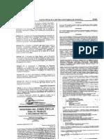 Providencia Administrativa 003 Sso