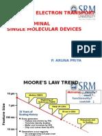 Molecular Electronics (1)