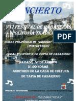 VII FESTIVAL DE HABANERAS