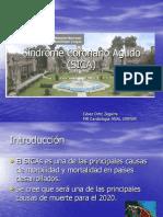49. SINDROME CORONARIO AGUDO