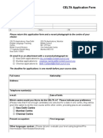 01 CELTA Application Form