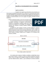 Tema 3 - Aproximación al funcionamiento de la Economía