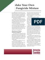 Copper Sulfate Mixed Fungicide 2010