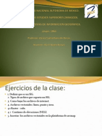 Tuto Universidad Nacional Autonoma de Mexico Sig