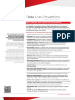 Data Loss Prevention with WatchGuard XCS Solutions