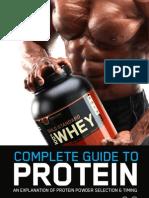 Protein GuideProtein GuideProtein GuideProtein Guid
