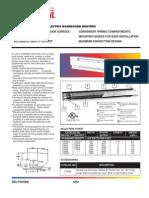 Fahrenheat F2500 Electric Baseboard Heaters ZBL-FKOWA X