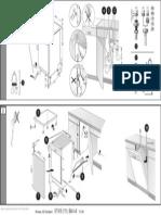Notice Installation Lave Vaisselle Siemens Ladyplus45 SR25304EU 03 5600007815