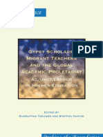 Gypsy Scholars Migrant Teachers and the Global Academics