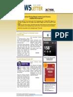 Newsletter Jaminan Sosial Edisi 62 | Juli 2013