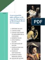 Caravaggio Rome Guide