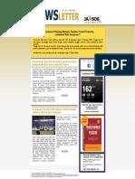 Newsletter Jaminan Sosial Edisi 61 | Juli 2013