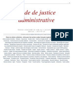 CODE Justice Administrative