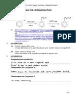 Topic 10.2 2009 Distinguishing Tests Prelim Soln