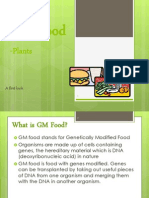 GM Food~Beginners Level