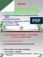 SMSI Curs Ingineri Sisteme de Securitate