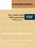 Circuito Anestesia