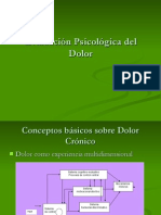 Tema 2 Evaluacion Psicologica Dolor Diapos