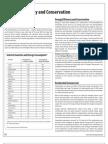 Energy Efficiency Secondary Infobook