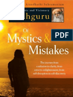 Of Mystics and Mistakes (An excerpt)