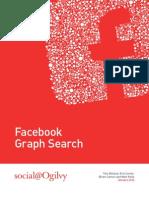 Social@Ogilvy POV - Facebook Graph Search