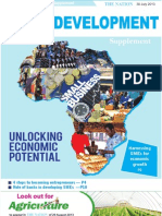 SME & Development Supplement