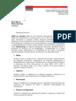 Presentacion Renza Sporting