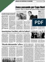 Corriere delle Alpi 28/04/2009