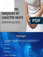 HIPEREMESIS GRAVÍDICA expo. clínicas