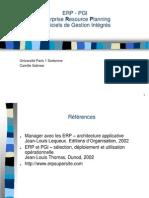 Cours ERP - Principes
