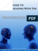 4 Stage Guide to Communicating With the Unconscious Mind