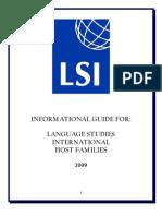 Host Guide 2009
