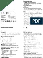 MDR1 Enzyme BshNI (BanI)