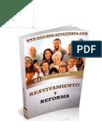 Lección 3er Tercer Trimestre 2013 'Reavivamiento y Reforma'