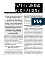 205.CotDeathsLinkedtoVaccinations
