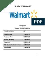 WalMart Case
