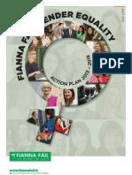 FF Gender Equality Action Plan 2013 - 2018