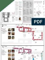 Louvre Plan Information Francais