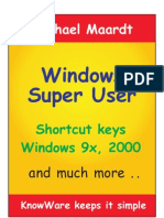 Windows Super Use