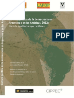 Argentina Country Report 2012 Cover W