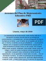 ACCIONES PME-2009