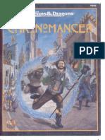 AD&D - Chronomancer